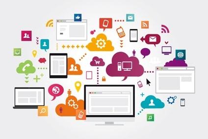 Création de contenu pour un web design