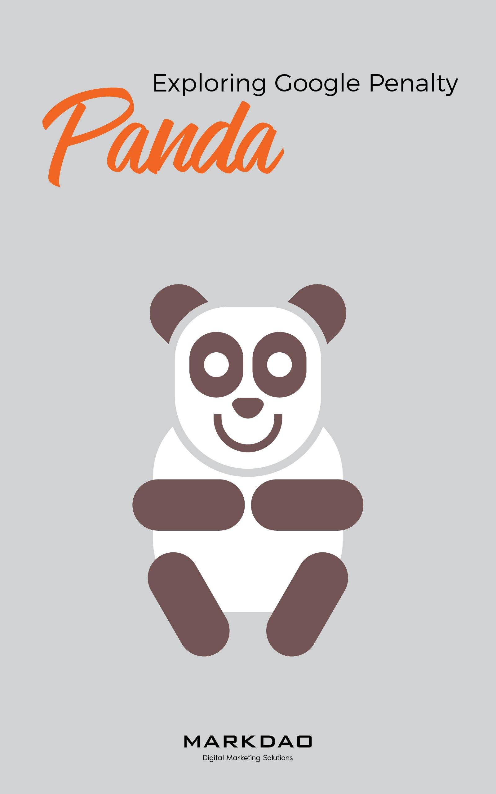 Le marketing digital : Google Panda