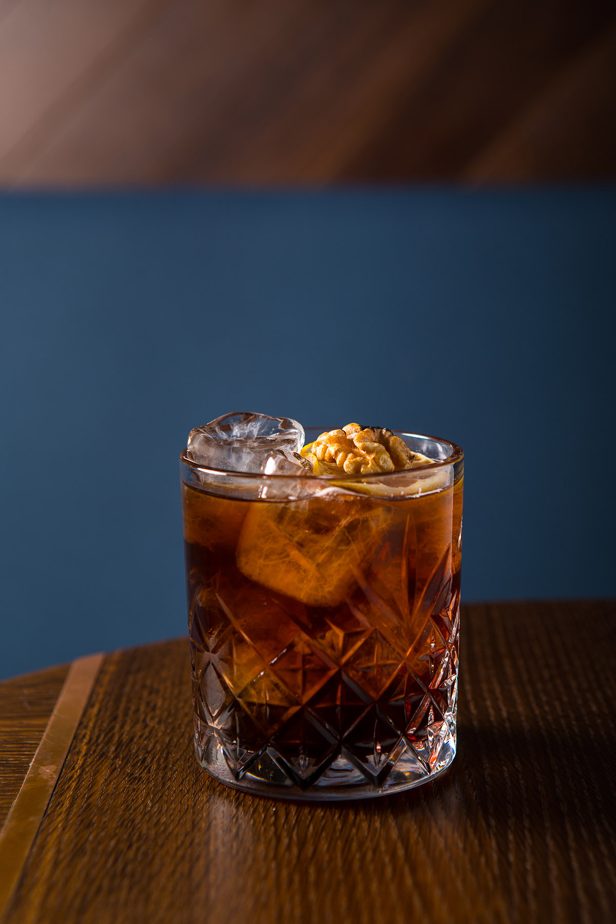 Cocktail Nut Americano