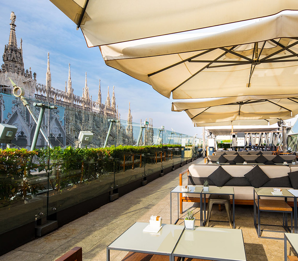Il bar cocktail bar lounge and caf in milan and palermo for Design hotel milano