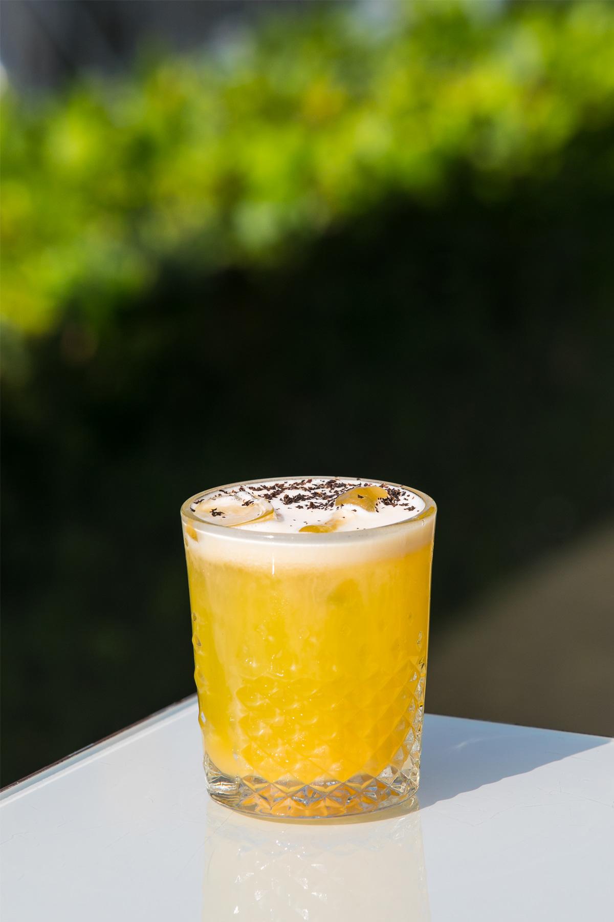 Summer Cocktail: Sweet Saffron