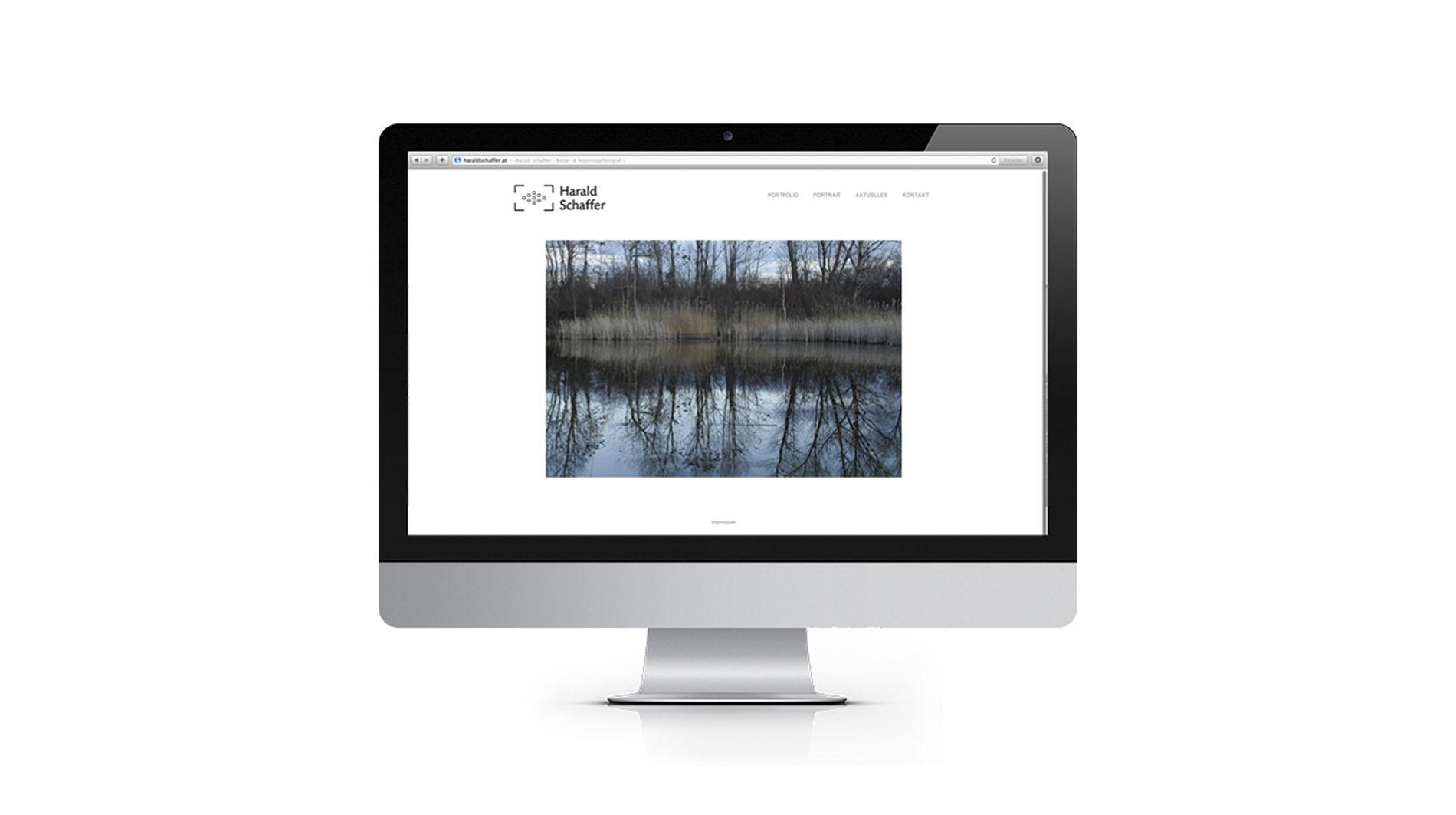 CD Harald Schaffer | Website