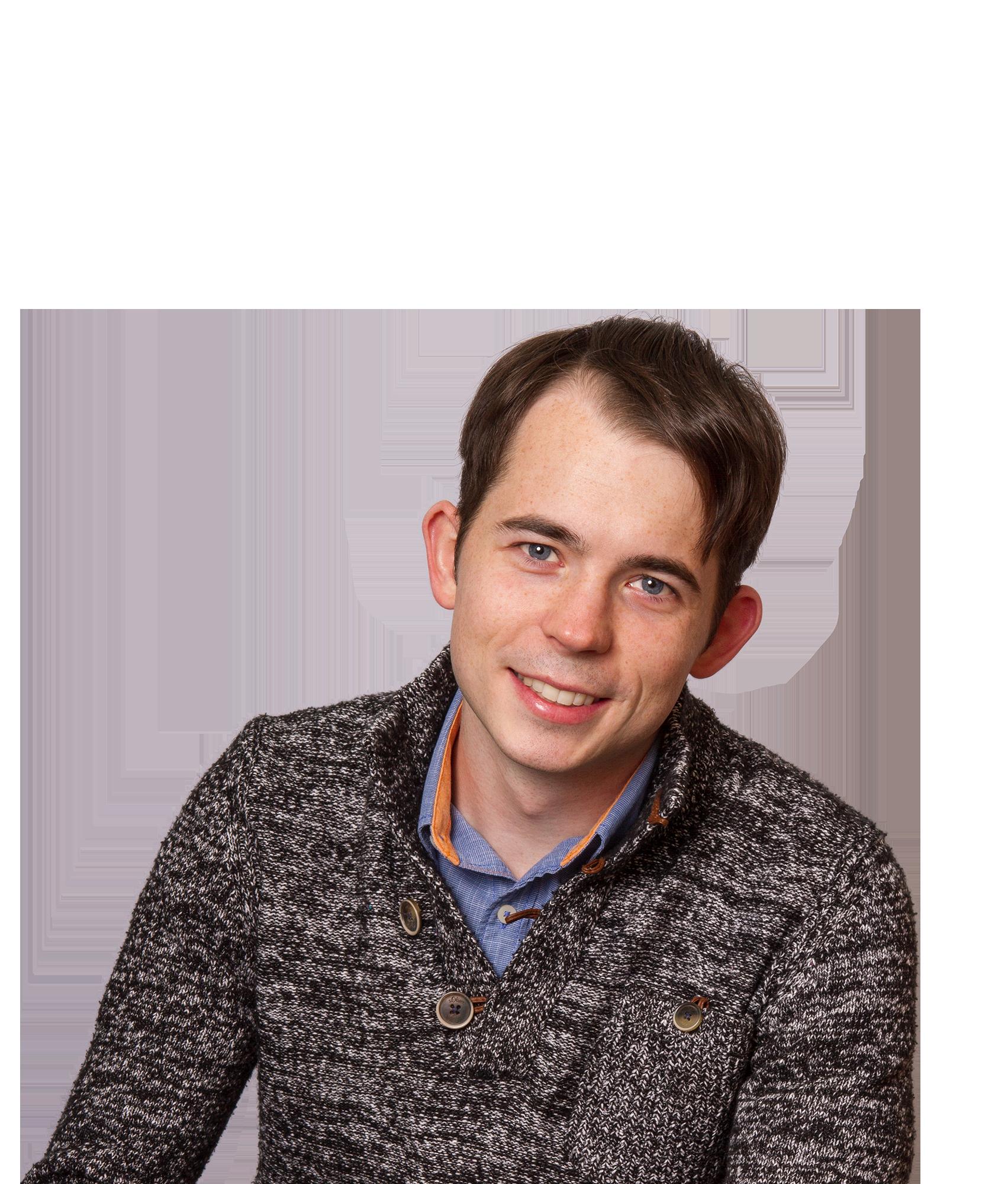 Portrait Daniel Schaffer