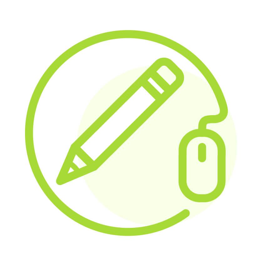 Icon Umsetzung