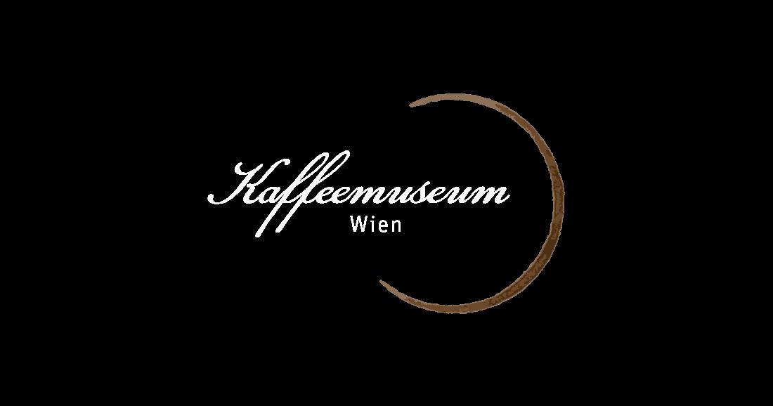 Logo Kaffeemuseum Invertiert
