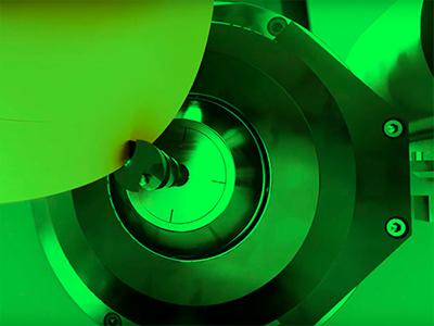 preziss grinding machine