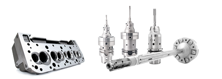 PCD Fine Boring tools cylinder head