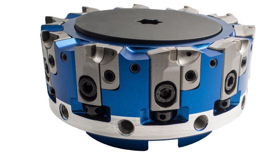 Preziss DPM002 Cartridge face Milling Cutter