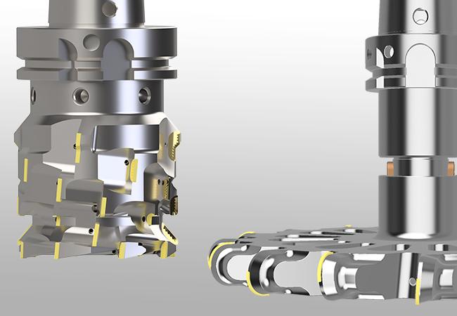 PREZISS PCD Milling Tools
