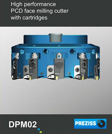 DPM02 Face Mill Catalogue