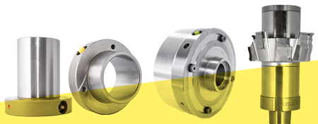 hydro sleeves and clamping systems