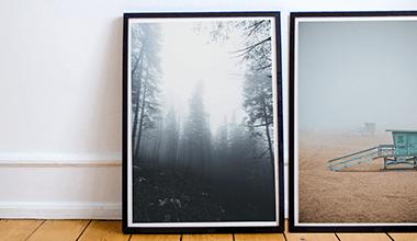 Shop Poster & Wall Frames