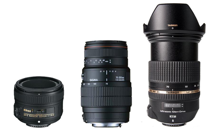 Shop Camera Lenses