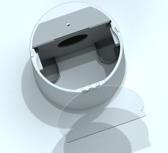 KittySalon Groomer with open lid