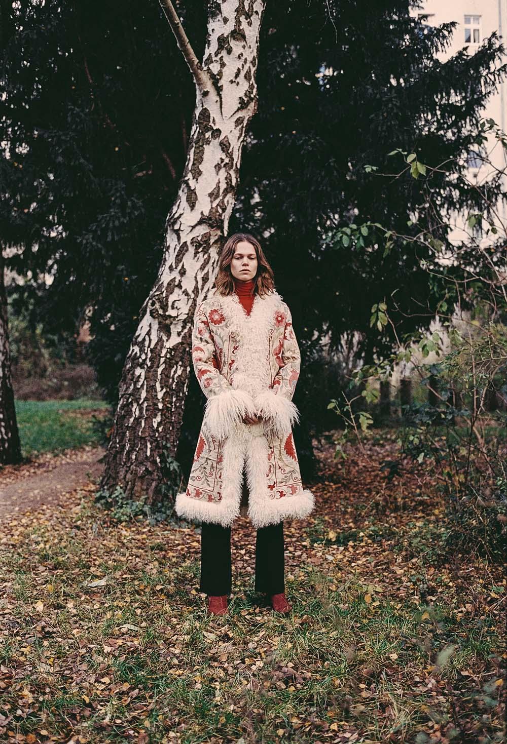 Zazi vintage mantel