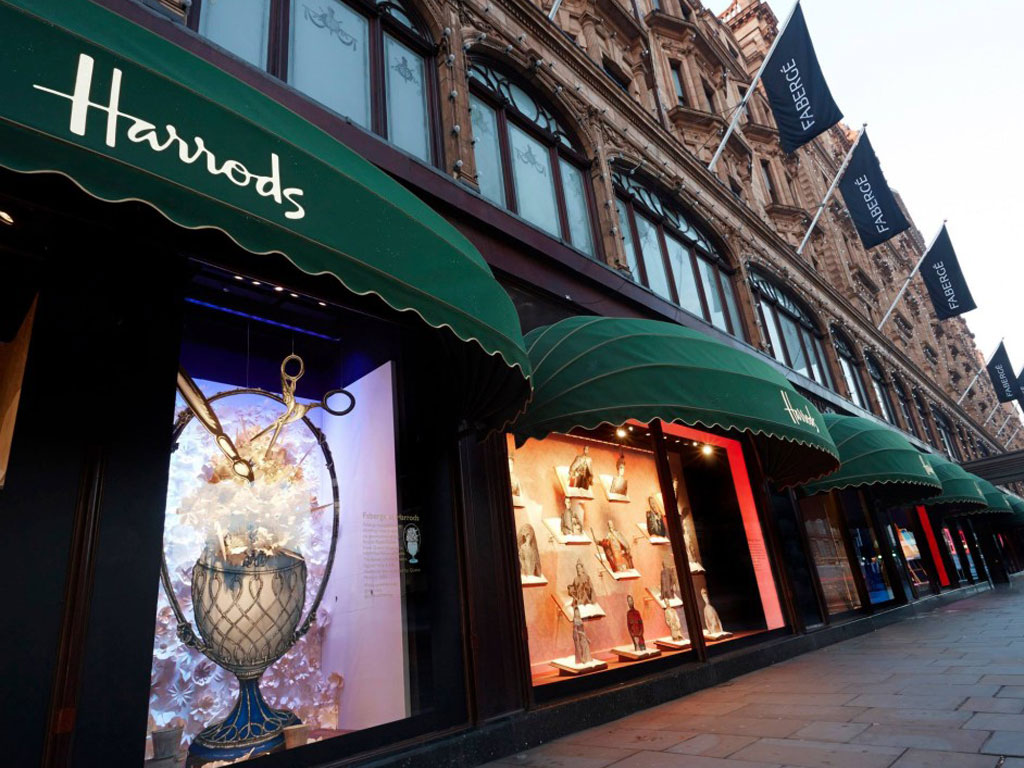 Faberge at Harrods