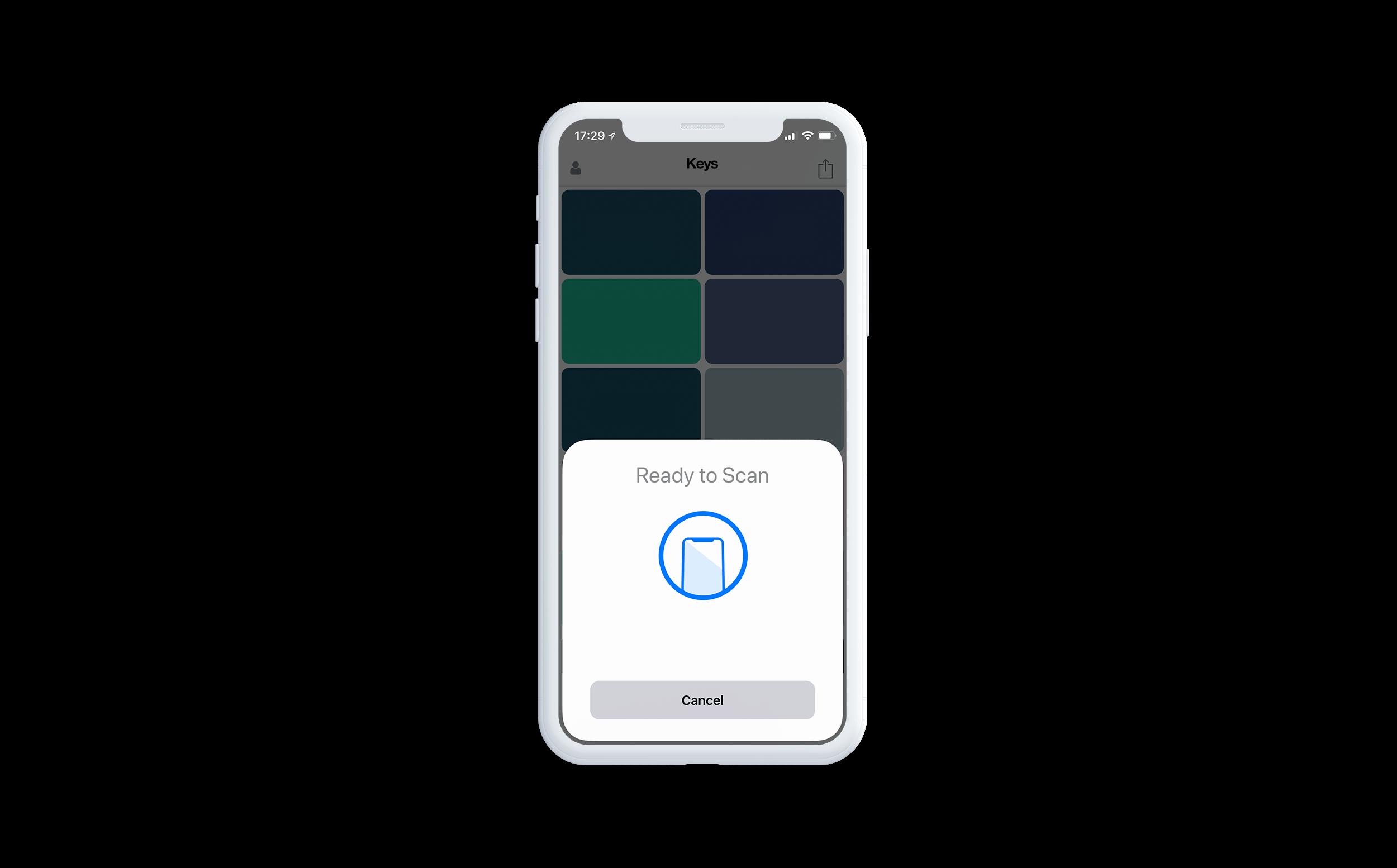Image of Doordeck app