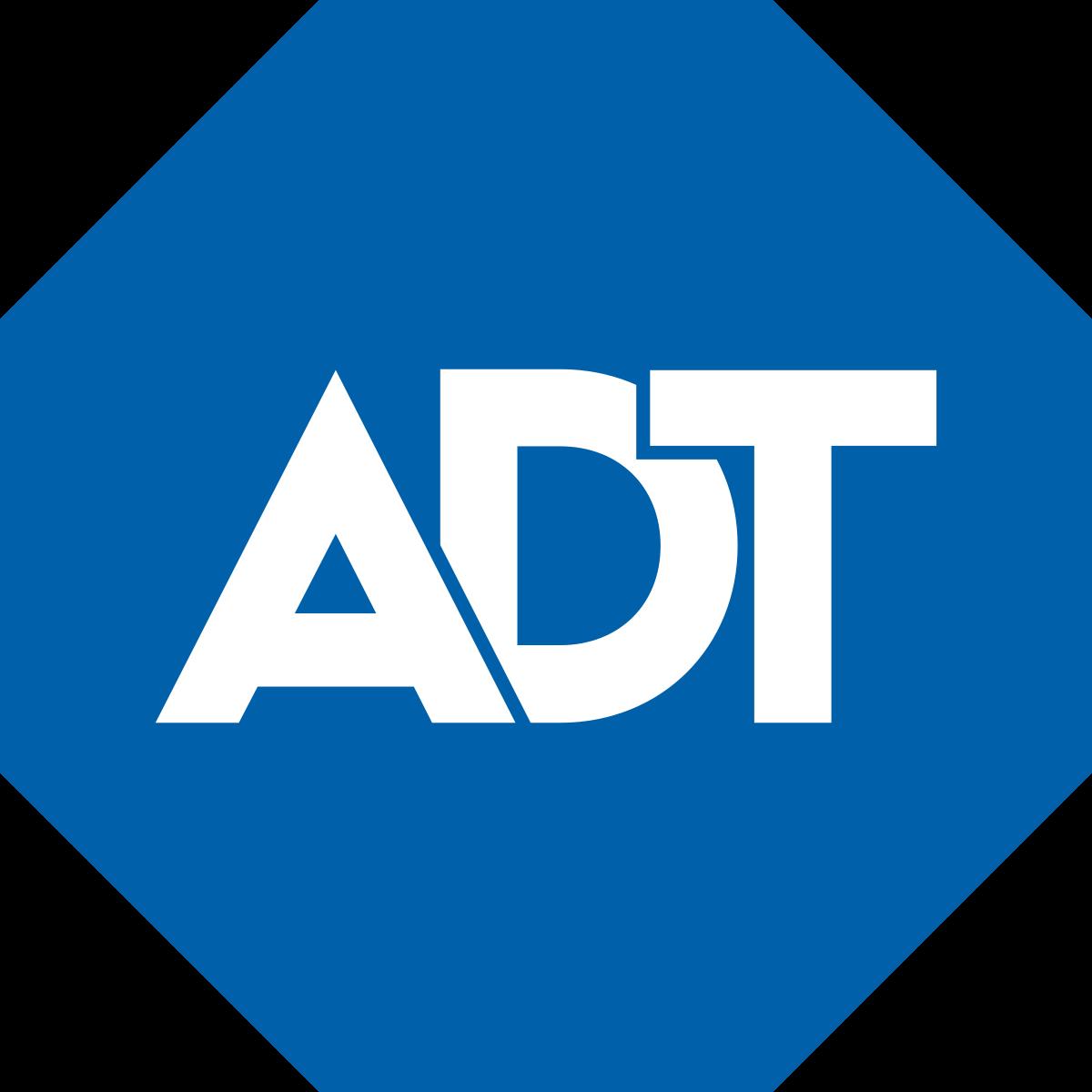 Logo for ADT