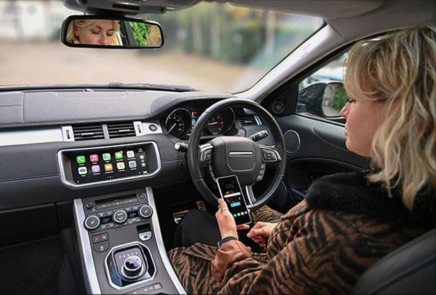 doordeck integrates with car parking garages