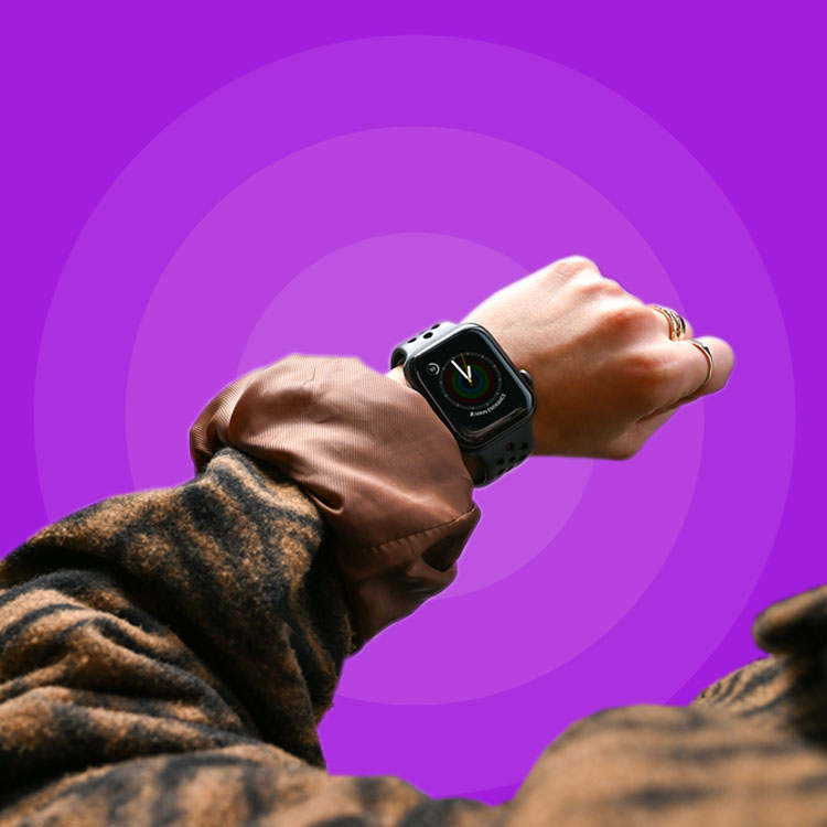 Doordeck works on your Apple Watch