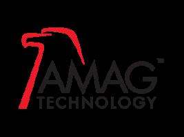 AMAG access control solutions logo