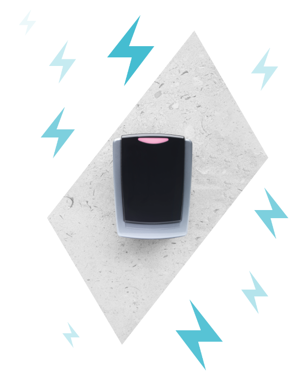 An AMAG access controller
