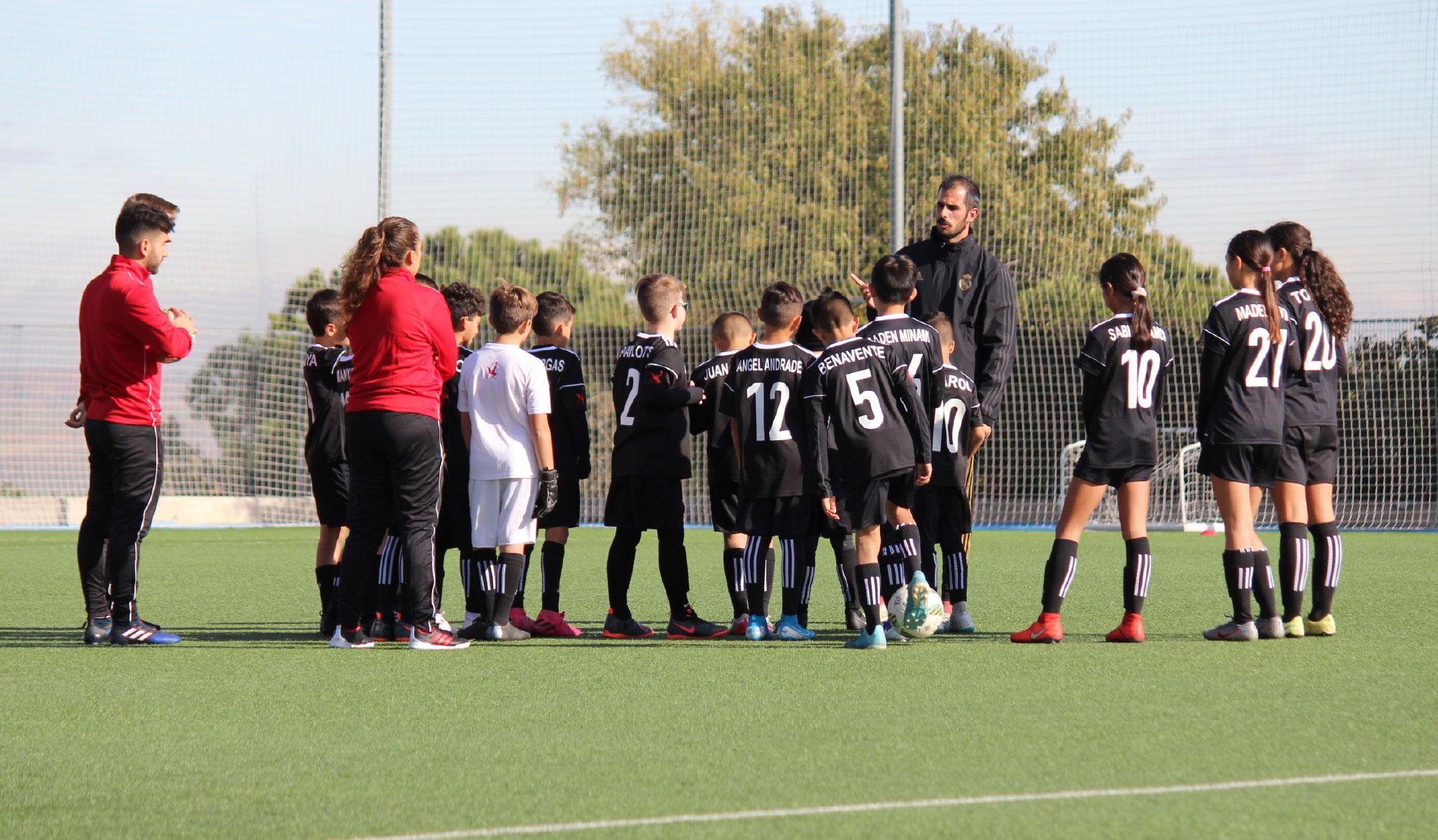 Real Madrid Select Thanksgiving Camp – Ciudad Real Madrid
