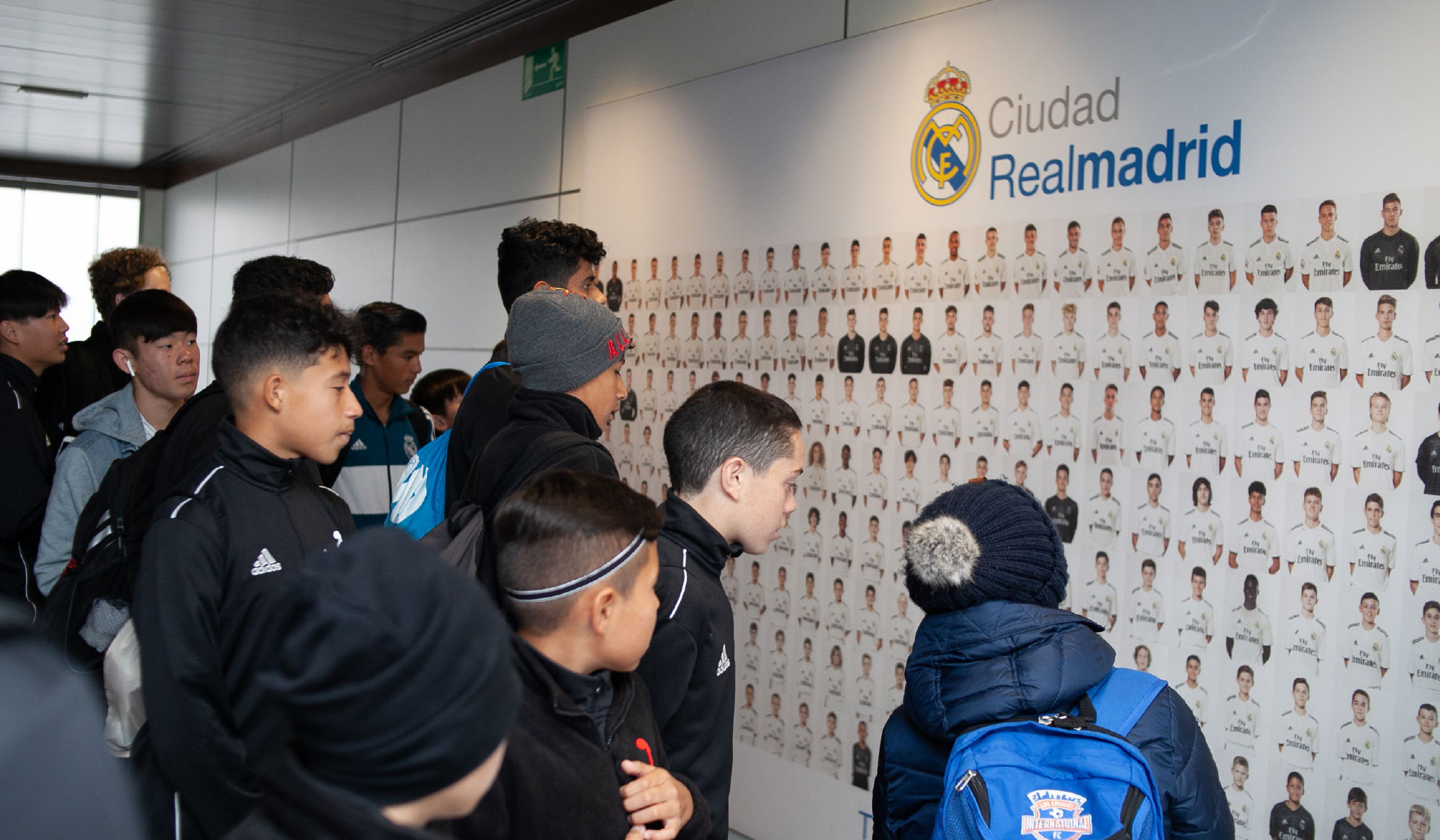 Real Madrid Select Thanksgiving Camp – Ciudad Real Madrid