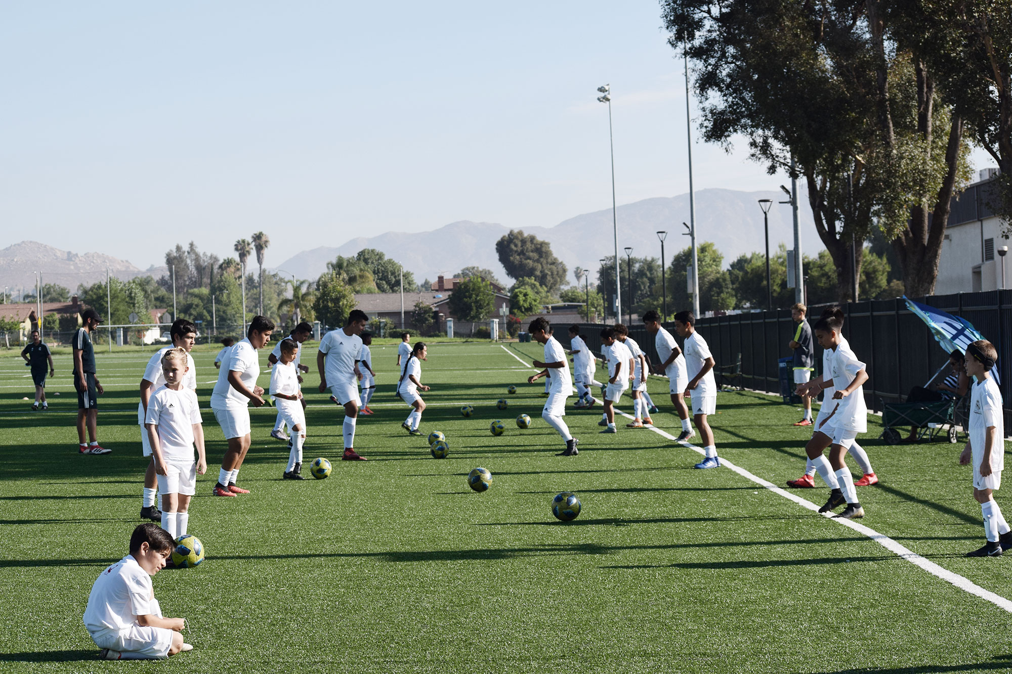 Real Madrid Camps USA