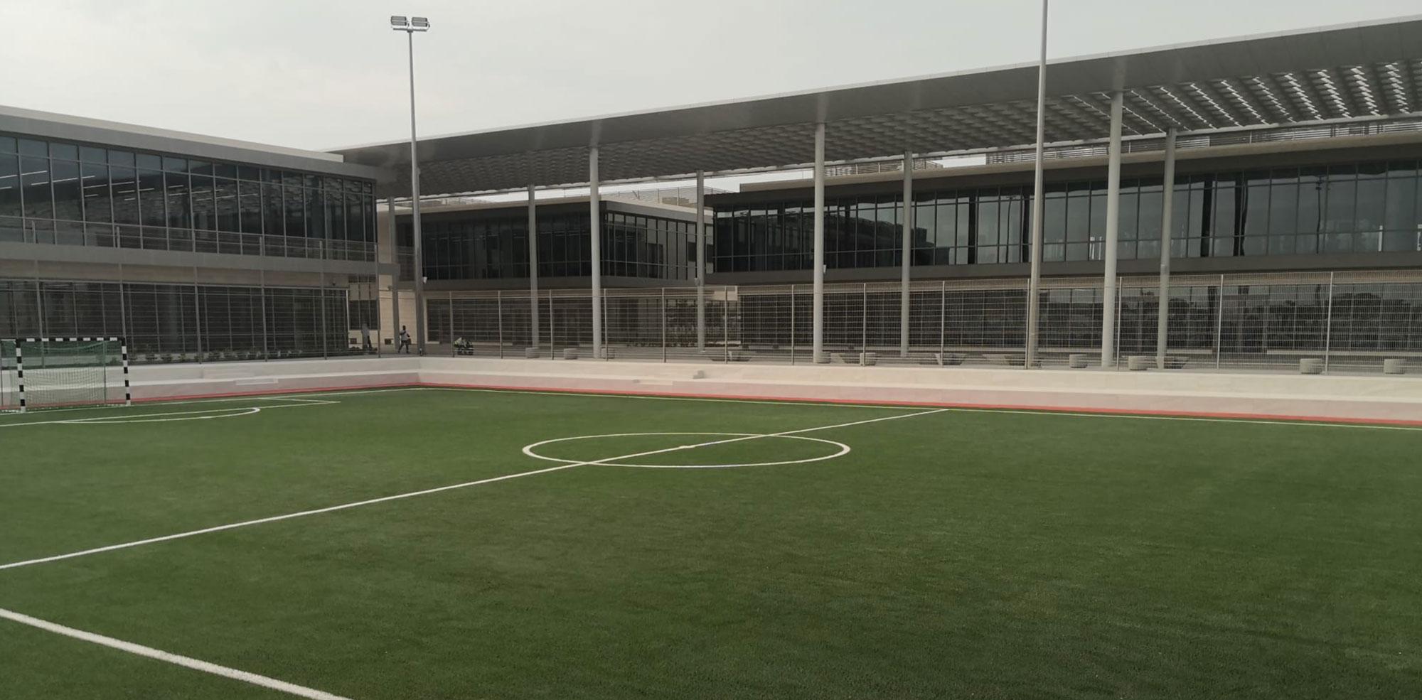 Bahrain football academies and  Manama Football Club