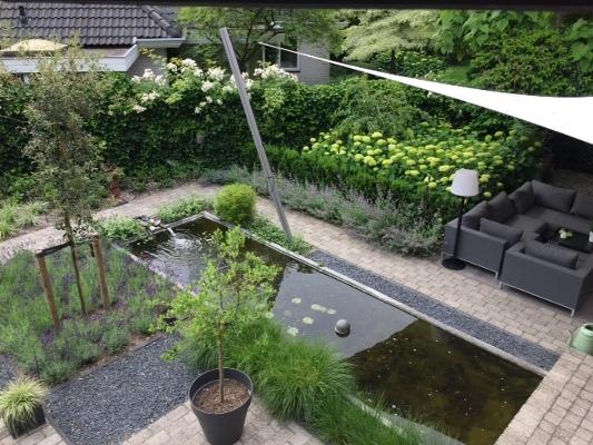 Tuin inspiratie opdoen for Wat kost een tuinontwerp