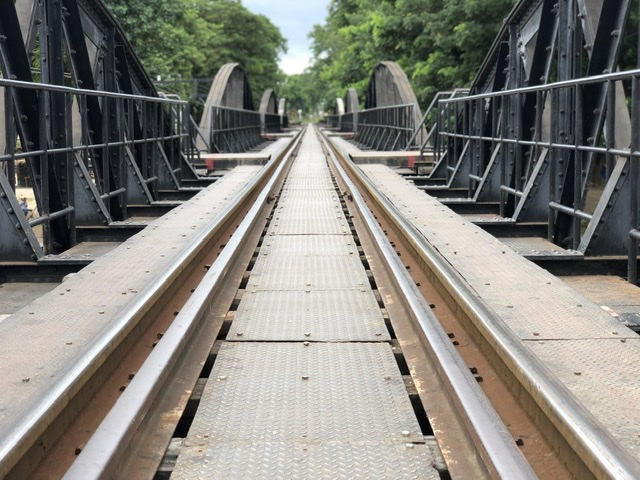 ©2019 Bridge on the River Kwai. Photo by Alan Owens