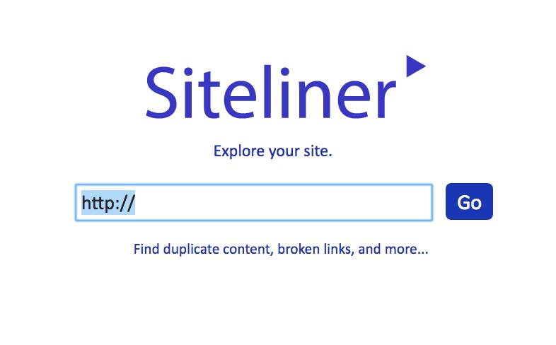 Siteliner for Legal SEO