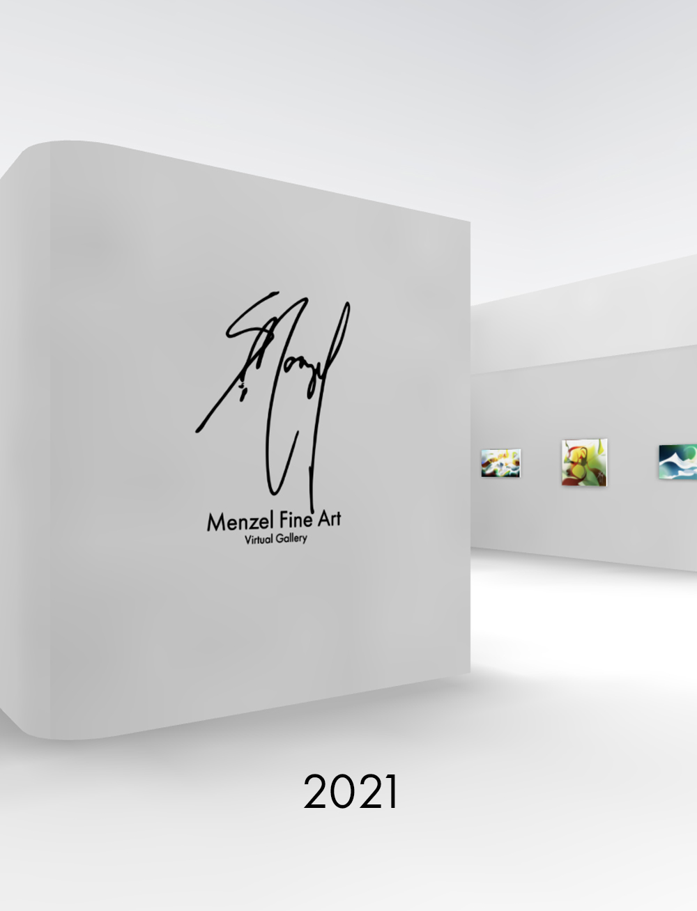 Image of my virtual gallery