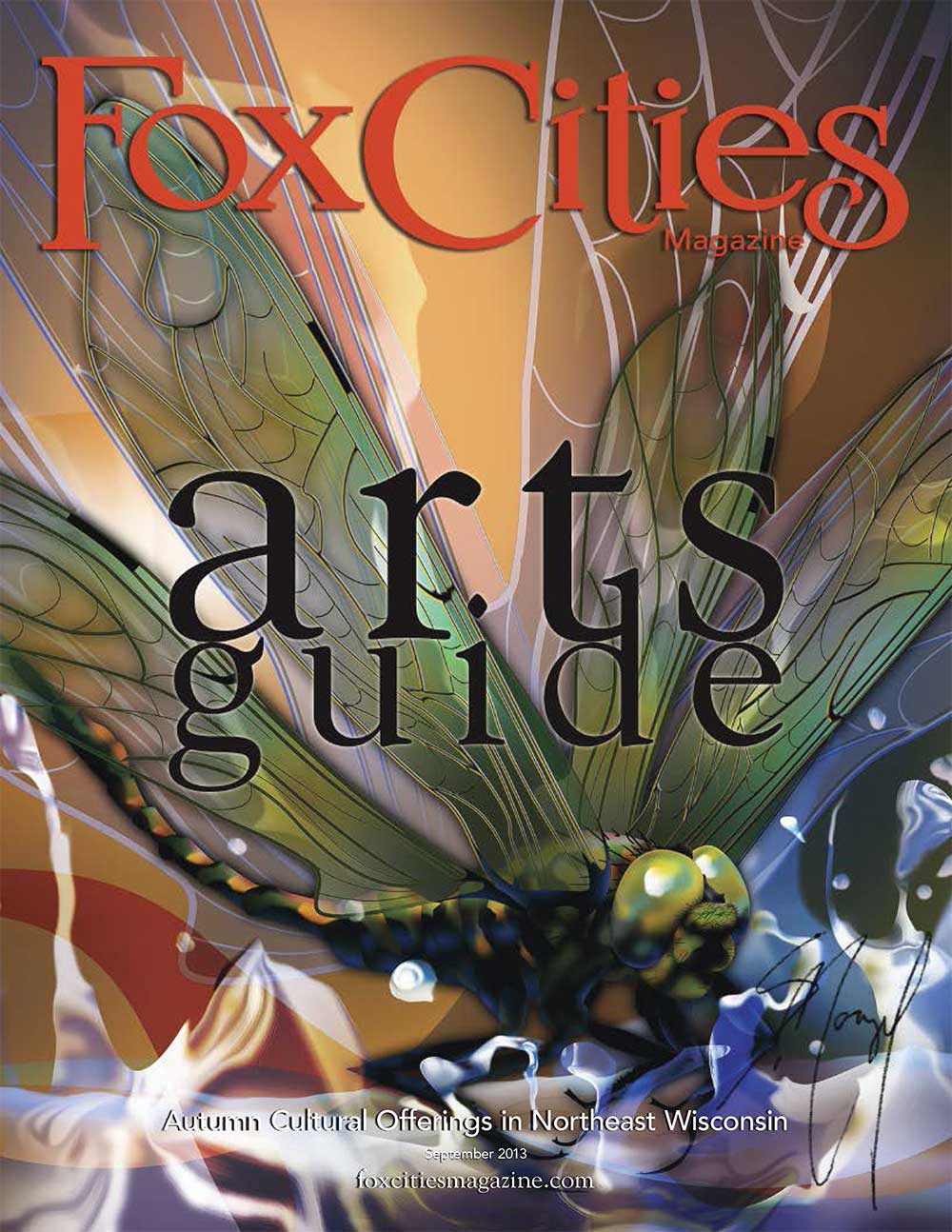 Fox Cities Magazine arts guide