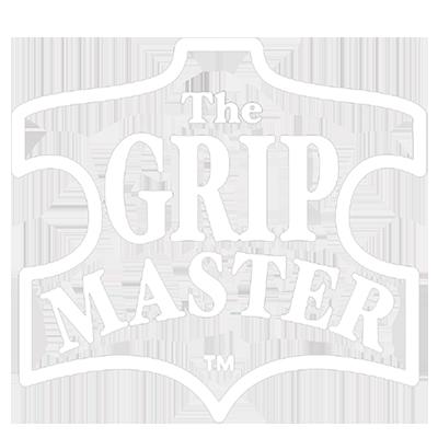 The Gripmaster golf grips logo