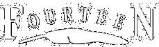 Fourteen Golf Equipment Logo