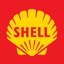 Shell Logo: Link to Shell's climate policy page.