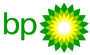 BP logo: link to BP's climate policy