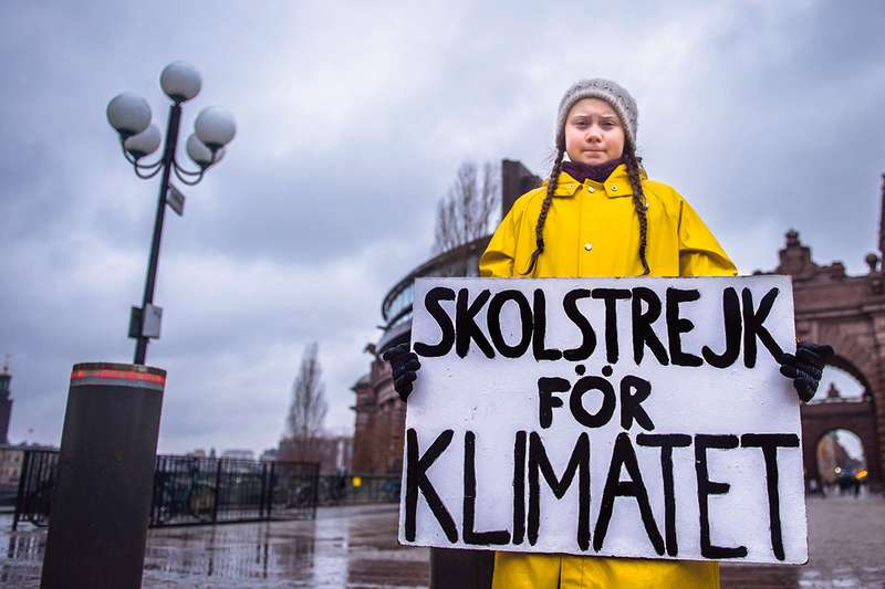 Global Student Strike for the Climate — Alaskans Know Climate Change