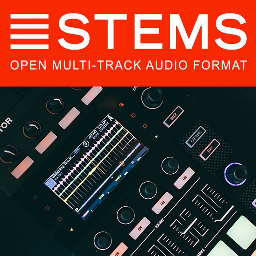 Stem School Drums: The New DJ Format