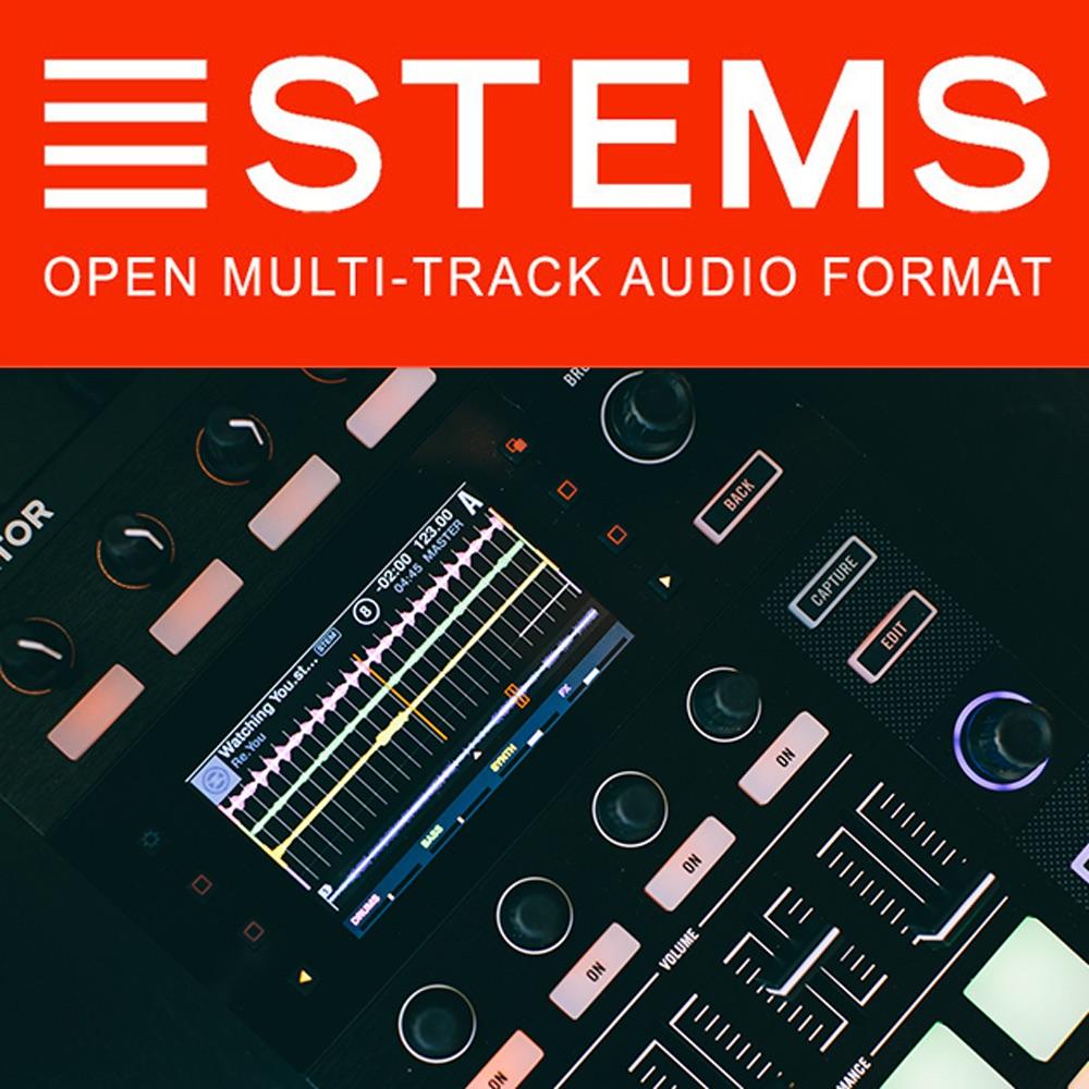 DJ Stems - The new DJ format