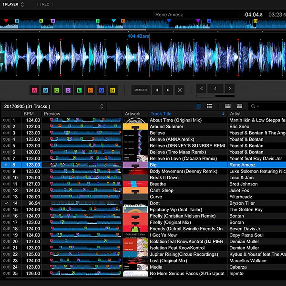 Pioneer introduce DVS to Rekordbox