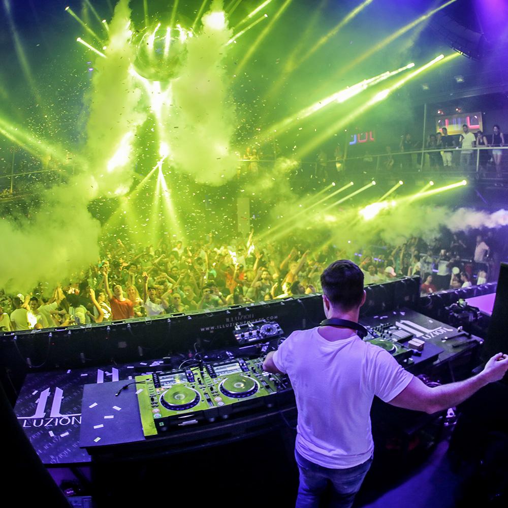 LSA DJ Graduate 'Daylight' Headlines at Illuzion in Thailand