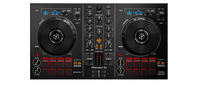 Pioneer DDJ RB DJ Controller