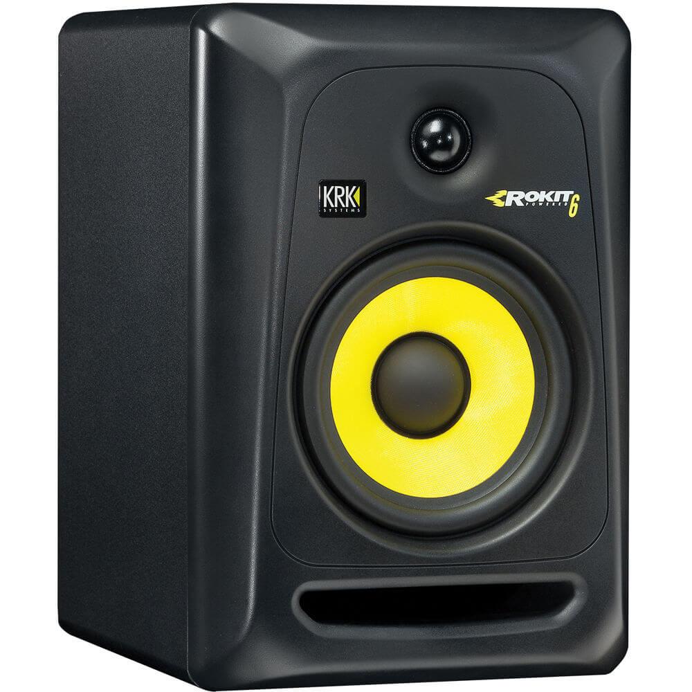 KRK RP6 DJ Speaker