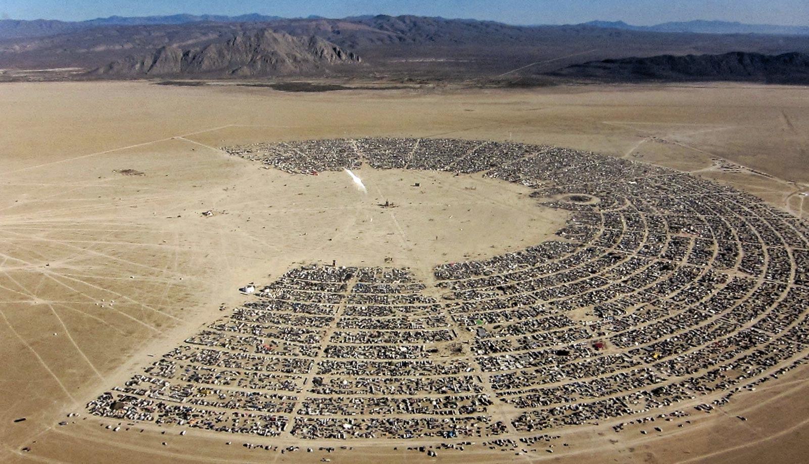 How to DJ at Burning Man