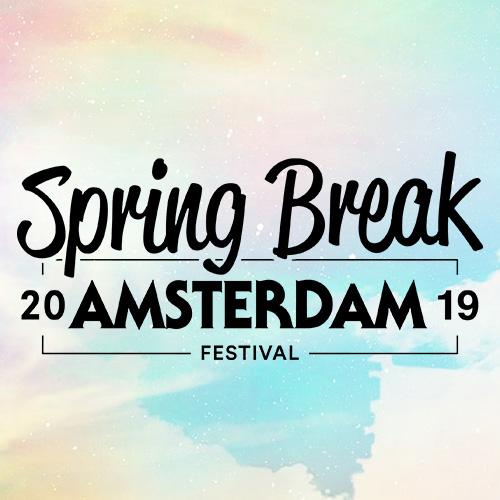 DJ in Amterdam with LSA & Spring Break 2019