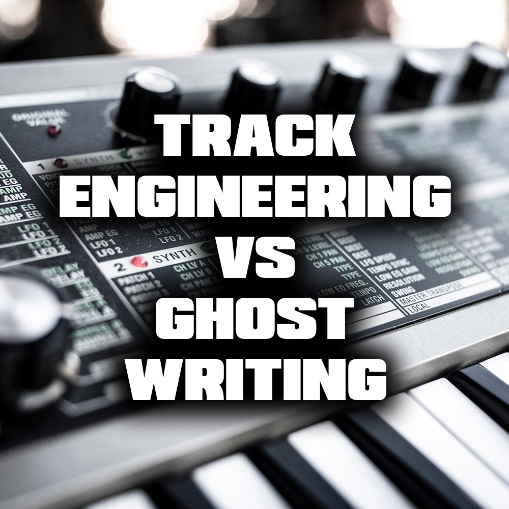 Track Engineering Vs Ghost Writing