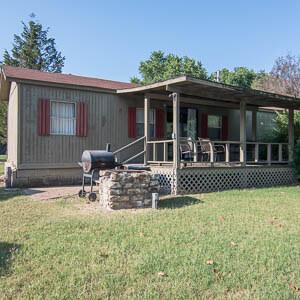 Cabin 4 & 5 Exterior